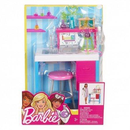 Papusa Barbie,Cariere,set mobilier