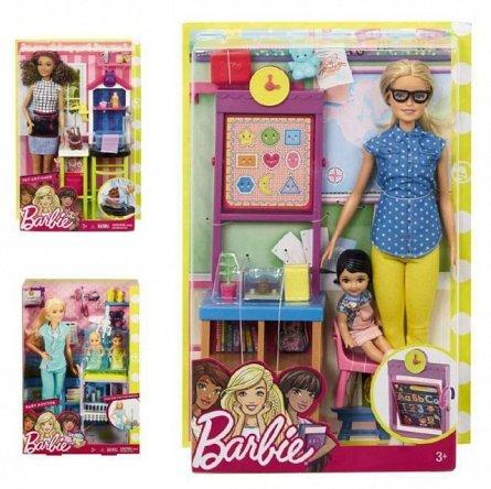 Papusa Barbie,Cariere,set mobilier,div.modele