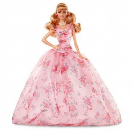 Papusa Barbie,Colectie,Aniversara,La multi ani