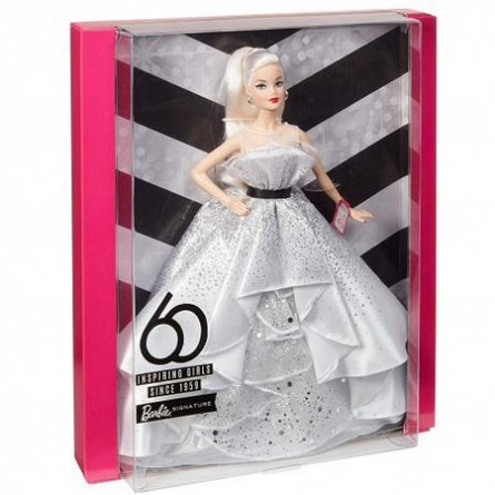 Papusa Barbie,Colectie,Aniversara 60 de ani