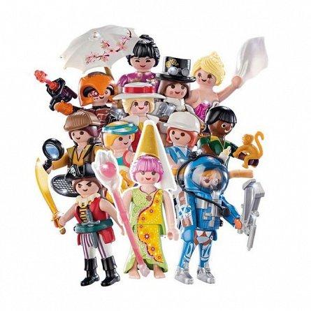 Playmobil-Figurine fete,seria 16