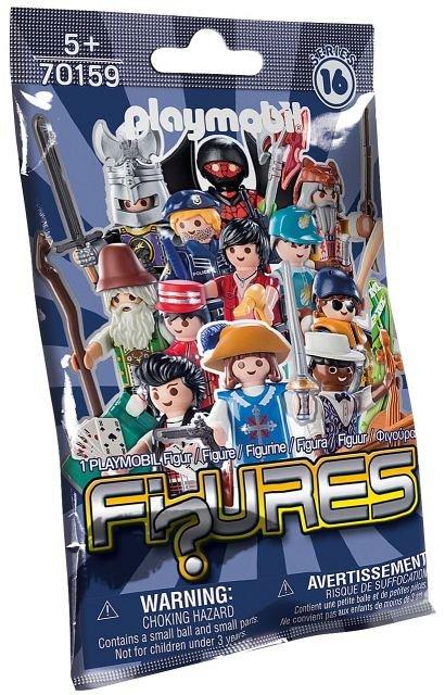 Playmobil-Figurine baieti,seria 16