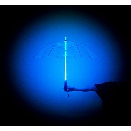 Umbrela luminescenta Brolli LED, 7 culori, +3 Ani - Satzuma