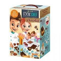Laborator de ciocolata,kit,+7Y