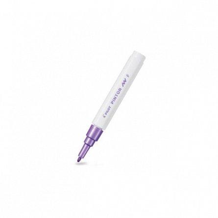 Marker cu vopsea Pintor,F,violet metalic