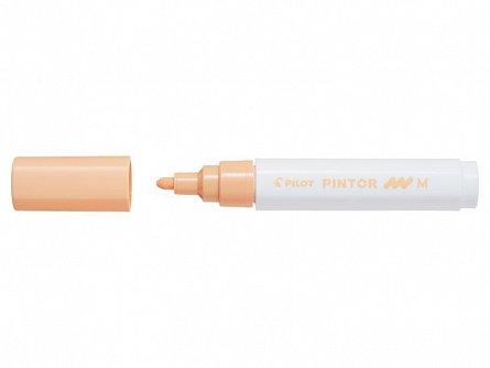 Marker cu vopsea Pintor,M,portocaliu pastel