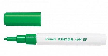 Marker cu vopsea Pintor,EF,verde deschis