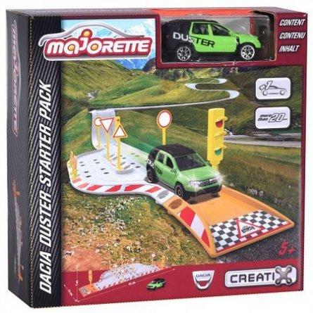 Masina Majorette,Dacia Duster Creatix,set de joaca