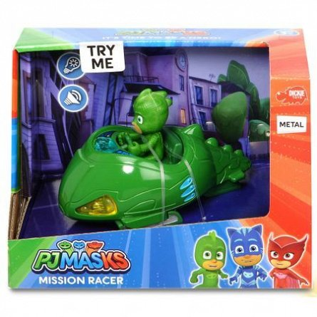 Masina Eroi in Pijama,Mission Racer,Sopi