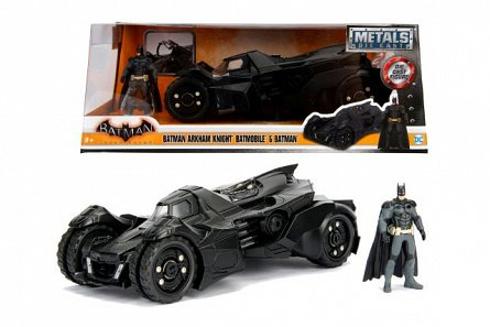 Masina Batman,Arkham Knight Batmobile 1:24