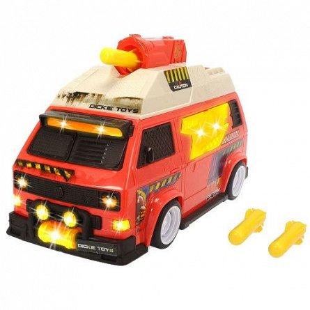 Masina Dickie,Shooting Stars,VW T3 Camper