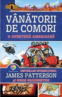 VANATORII DE COMORI VOL. 6 O AVENTURA AMERICANA
