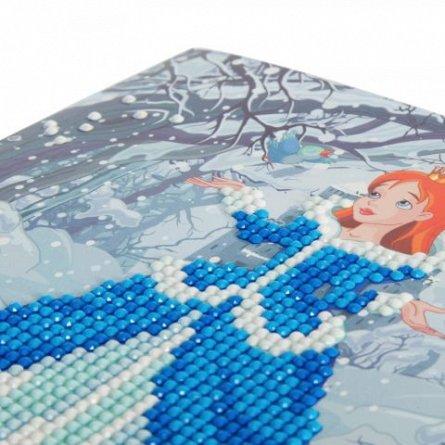 Set creativ cu cristale,Printesa incantatoare