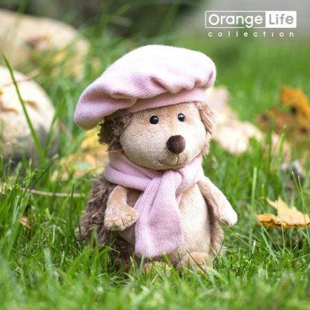 Plus Orange Life,Ariciul cu bretea si fular