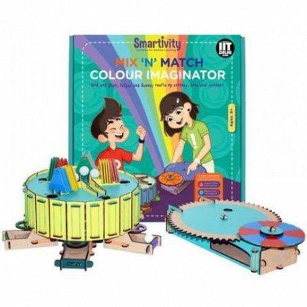 Joc Smartivity,STEM,Generatorul de culori,+8Y