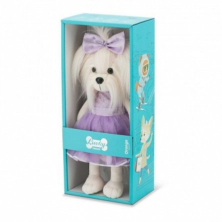 Plus Lucky Doggy,Catelusa norocoasa Mimi