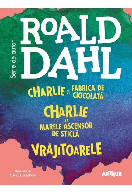 SET ROALD DAHL  [3 VOLUME]