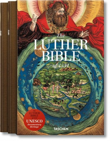 LUTHER BIBLE, 2ND ED.