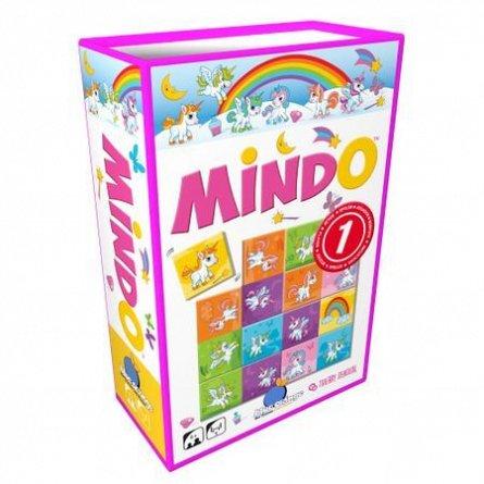 Joc Mindo Unicorn, Blue Orange,6+