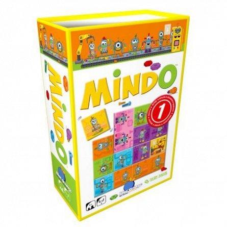 Joc Mindo Robot, Blue Orange,5+