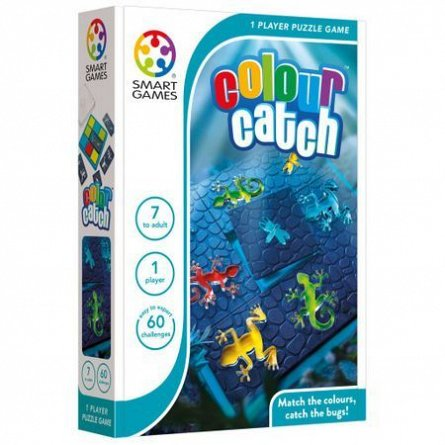 Joc, SmartGames, Colour Catch, SmartGames,7+