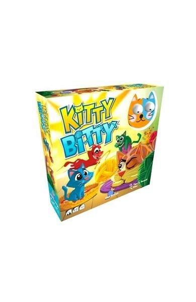 Joc Kitty Bitty, Blue Orange,6+