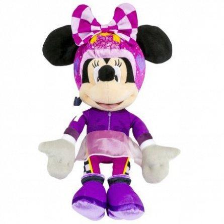 Plus Disney,Minnie si pilotii de curse, 25cm