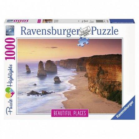 Puzzle Ravensburger - Marele ocean, 1000 piese
