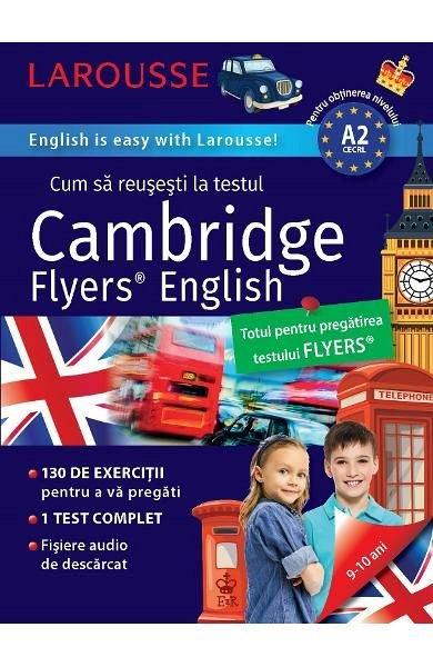 CAMBRIDGE FLYERS TEST