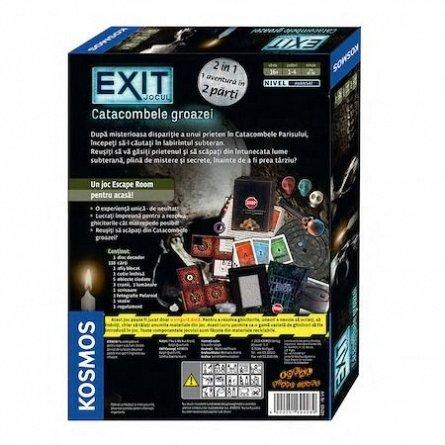 Joc Exit,Catacombele Groazei