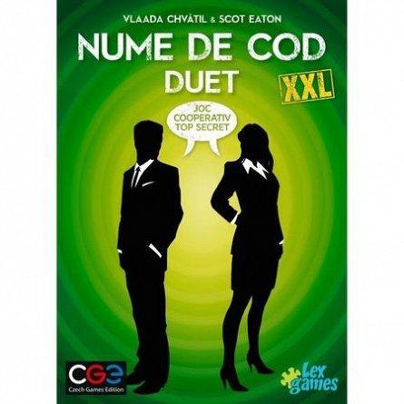 Joc Nume de cod duet XXL,+10Y