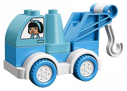 LEGO DUPLO,Camion cu remorca