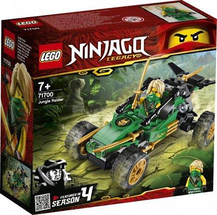 LEGO Ninjago,Jungle Raider