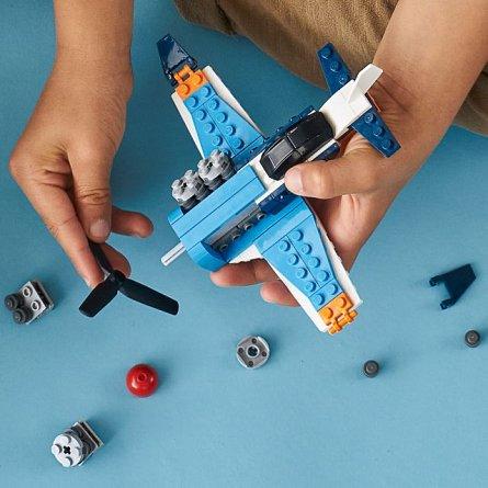 LEGO Creator,Avion cu elice