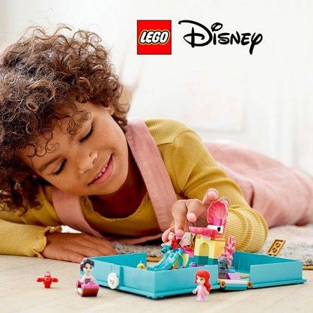 LEGO Disney Princess,Aventuri din cartea de povesti cu Ariel