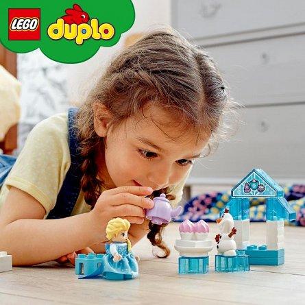 LEGO DUPLO,Elsa si Olaf la petrecere