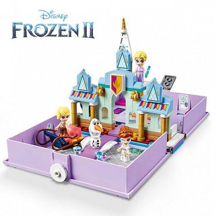 LEGO Disney Princess,Aventuri din cartea de povesti cu Anna si Elsa