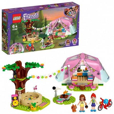 LEGO Friends,Camping luxos in natura