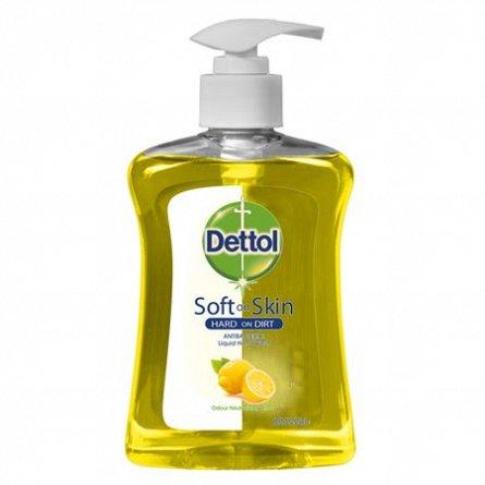Sapun lichid Dettol cu citrice, 250 ml