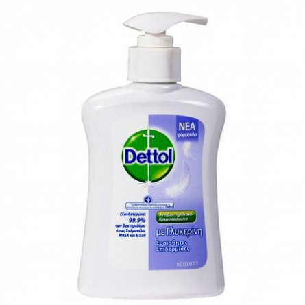 Sapun lichid Dettol Sensitive, 250 ml