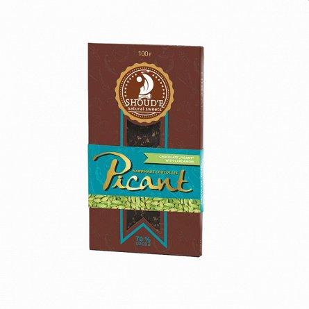Picant,Ciocolata cu cardamon,100g