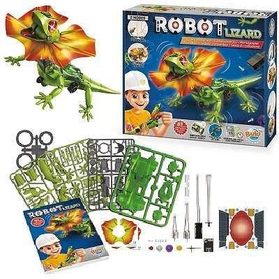 Joc constructie,Robot Lizard,Buki,+8Y