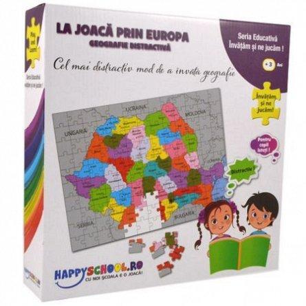 Joc educativ,La joaca prin Europa