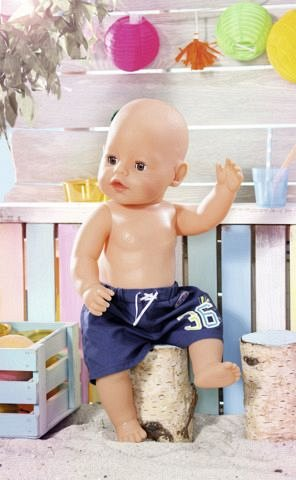 Accesorii Zapf Baby Born - Pantaloni de baie, 43cm
