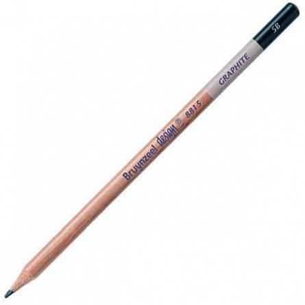 Creion grafit,5B,fara radiera,Bruynzeel Design