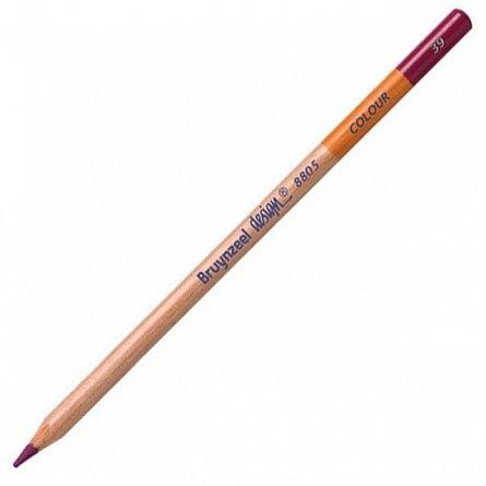 Creion colorat,Bruynzeel Design,magenta