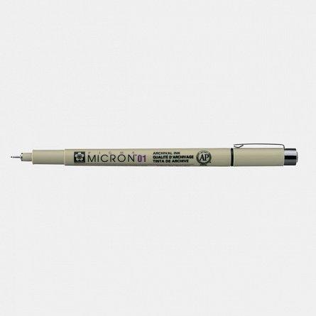 Liner Sakura Pigma Micron,01,black