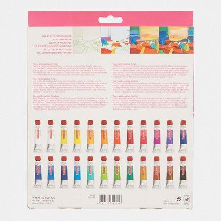 Tub culori acrilice,Art Creation,12ml,24buc/set