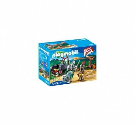 Playmobil-Cavaleri si comoara