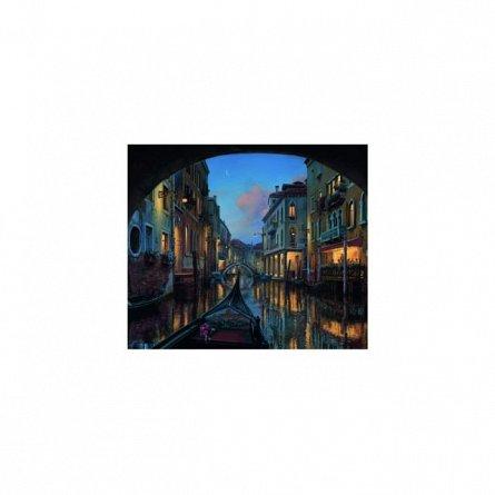 Puzzle Canal Venetia, 1500 Piese,Ravensburger